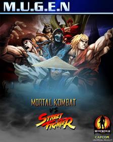 Mortal Kombat vs Street Fighter