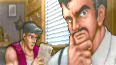 64th. Street: A Detective Story - Fanart - Background