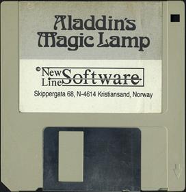 Aladdin's Magic Lamp - Disc