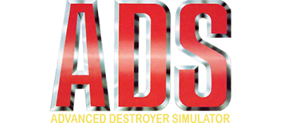 ADS: Advanced Destroyer Simulator - Clear Logo