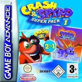 Crash & Spyro SuperPack Volume 1: Crash N-Tranced and Spyro: Season of Ice