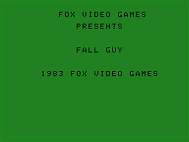 Fall Guy - Screenshot - Game Title