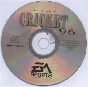 Cricket 96 - Disc