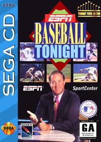 ESPN Baseball Tonight - Fanart - Box - Front