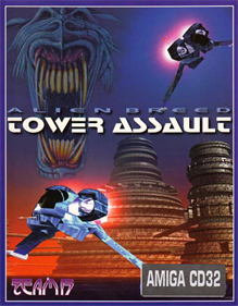 Alien Breed: Tower Assault - Box - Front