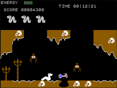 Wriggler - Screenshot - Gameplay