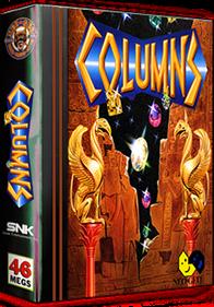 Columns - Box - 3D