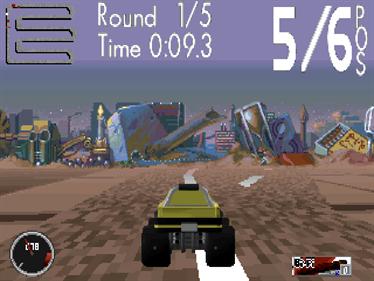 2 Fast 4 U - Screenshot - Gameplay