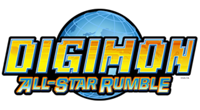 Digimon All-Star Rumble - Clear Logo
