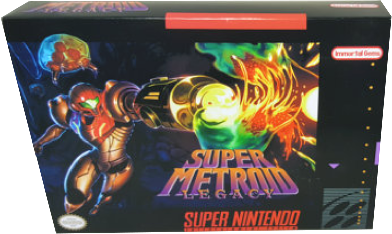 Super Metroid Legacy Details - LaunchBox Games Database