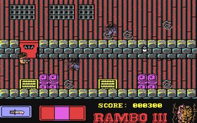 Rambo III - Screenshot - Gameplay