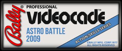 Astro Battle - Clear Logo