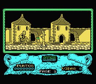 Arkos - Screenshot - Gameplay