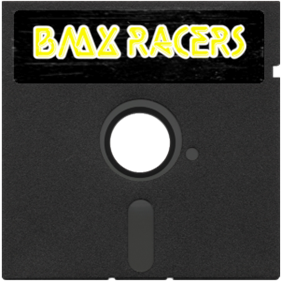 BMX Racers - Fanart - Disc