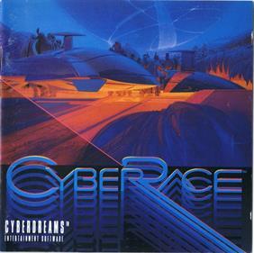 CyberRace - Box - Front