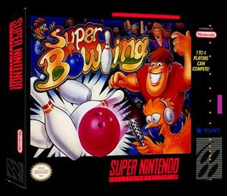 Super Bowling - Box - 3D