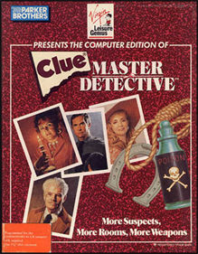 Clue: Master Detective