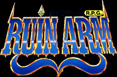 Ruin Arm - Clear Logo