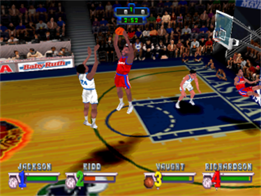 NBA Jam Extreme - Screenshot - Gameplay