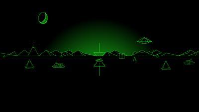 Battlezone - Fanart - Background