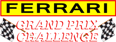 Ferrari Grand Prix Challenge - Clear Logo