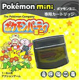 Pokémon Party Mini - Box - Front