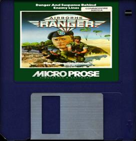 Airborne Ranger - Fanart - Disc