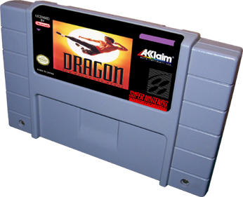 Dragon: The Bruce Lee Story - Cart - 3D