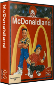 McDonaldland - Box - 3D