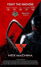 Nex Machina - Advertisement Flyer - Front