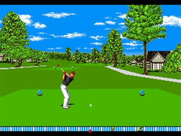 Pebble Beach Golf Links - Screenshot - Gameplay
