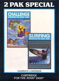 2 Pak Special Black: Challenge / Surfing