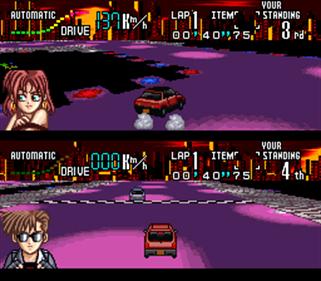 Kat's Run: Zen-Nippon K-Car Senshuken - Screenshot - Gameplay