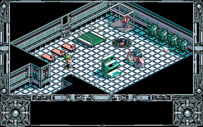 Metal Eye 2 - Screenshot - Gameplay