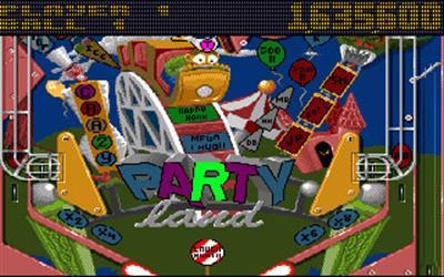 Pinball Fantasies - Screenshot - Gameplay