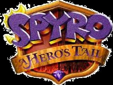 Spyro: A Hero's Tail - Clear Logo