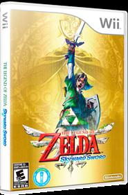 The Legend of Zelda: Skyward Sword - Box - 3D