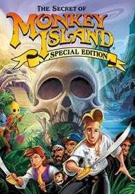 The Secret of Monkey Island: Special Edition - Box - Front