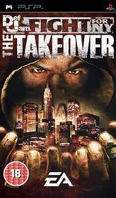 Def Jam Fight for NY: The Takeover - Box - Front