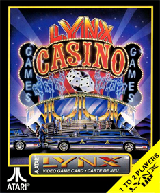 Lynx Casino - Box - Front - Reconstructed