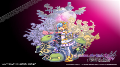 Final Fantasy Crystal Chronicles: My Life as a Dark Lord - Fanart - Background