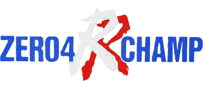 Zero4 Champ RR - Clear Logo