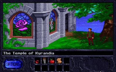 The Legend of Kyrandia: Book One - Screenshot - Gameplay
