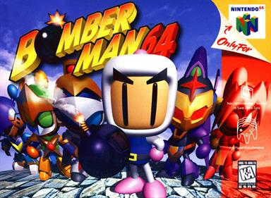 Bomberman 64 - Box - Front