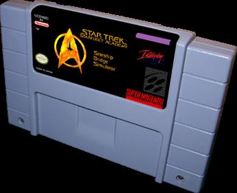 Star Trek: Starfleet Academy: Starship Bridge Simulator - Cart - 3D