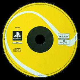 All Star Tennis 99 - Disc
