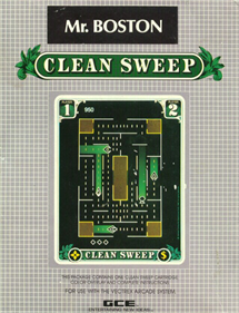 Mr. Boston: Clean Sweep