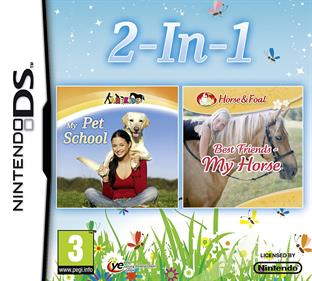 2 in 1: My Pet School & My Horse