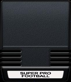 Super Pro Football - Cart - Front