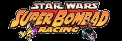 Star Wars: Super Bombad Racing - Clear Logo